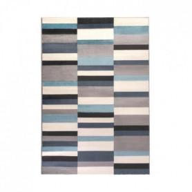 CARLA Tapis de couloir contemporain - 80x150 cm