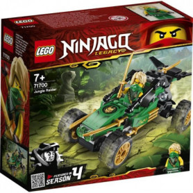 LEGO NINJAGO 71700 Le buggy de la jungle