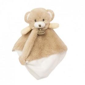 BABYNAT Doudou Pap'ours 25cm - miel