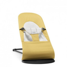 BABYBJORN Transat Balance Soft, Jaune/Gris, Coton/Jersey