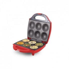 BEPER 90605 Machine à tartes et quiches - Rouge