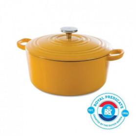 BK Cookware H6075.528 Nature BK Bourgogne Cocotte en Fonte