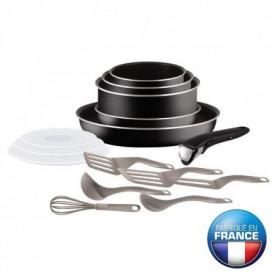 TEFAL INGENIO ESSENTIAL Batterie de cuisine 15 pieces