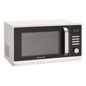 BRANDT - SE2300WZ - Micro-ondes - 23L - 800W - Pose libre - Blanc