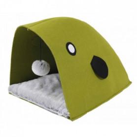 BUBIMEX Niche - Green - 35 x 46 x 28 cm - Pour chat