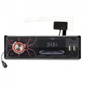 CALIBER Autoradio RMD060DAB-BT - Sans CD DAB et BT