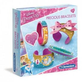 CLEMENTONI - Bracelets précieux - Princesses