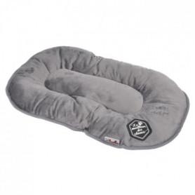 Coussin flocon Patchy - 53 cm - Gris et noir - Pour chien