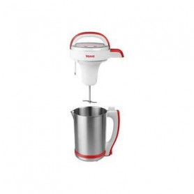 NOVA 210300 Blender chauffant - Blanc et Rouge