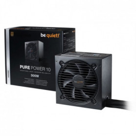 Be Quiet Alimentation PC PURE POWER 10 - 300W