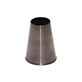 DE BUYER Douille unie - Inox - Diametre : 17 mm