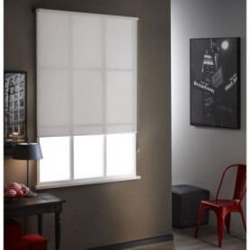 MADECO Store enrouleur tamisant Must - Gris - 67x190 cm
