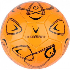 CHRONOSPORT Ballon de Foot Loisir T4 Orange 4 - Jeunes