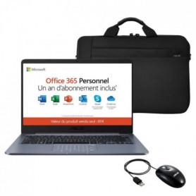 ASUS PC portable E406MA-BV288TS - 14' HD - Celeron N4000 - NumPad