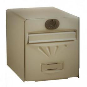 BURG WACHTER Boîte aux lettres Balnéaire en acier