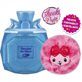 CHEEKI PUFFS - Peluche surprise parfumée et scintillante