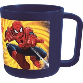 Fun House marvel Spiderman mug, tasse micro-ondable pour enfant