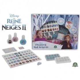 La Reine des Neiges 2 - Coffret Kit Nail Artist