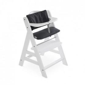 HAUCK Chaise haute Deluxe - Melange Charcoal