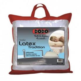 DODO Oreiller 60X60 cm Latex Tradition