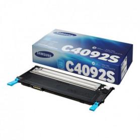 Cartouche de toner cyan Samsung CLT-C4092S (SU005A) pour CLP-310