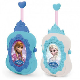 LA REINE DES NEIGES Talkie Walkie, Anna et Elsa