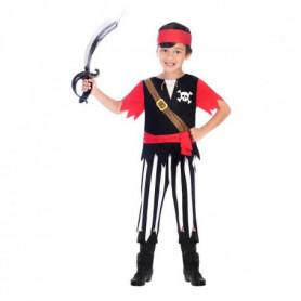 AMSCAN - Déguisement Pirate - Haut, pantalon et bandana