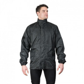 MQS Veste de pluie - Noir L