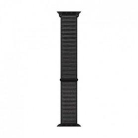 BoucleSport noir 44mm - Regular