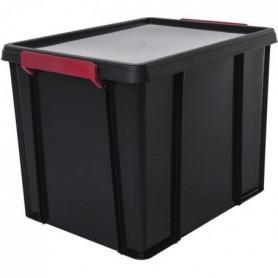 IRIS OHYAMA Boîte de rangement empilable avec couvercle - Multi Box