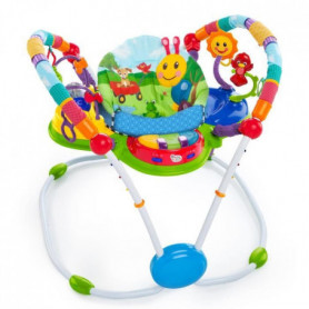 BABY EINSTEIN Youpala évolutif Neighborhood Friends Activity Jumper