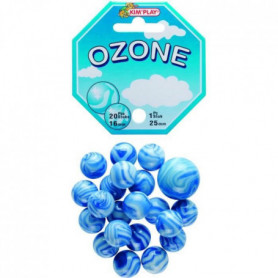 KIM'PLAY 20+1 Billes Ozone