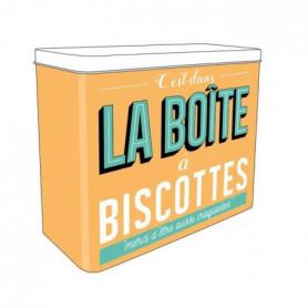 LA BOITE A Boîte a biscottes BT6709