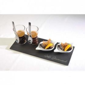 LEBRUN - 92LB104C1A - Café Gourmand 7 pieces (2 personnes)