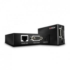 LINDY Kit extender VGA & Audio- Cat.5e - 300m