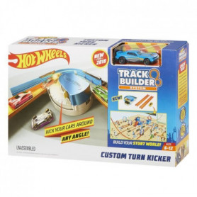 HOT WHEELS - Propulseur de Virage compatible Track Builder