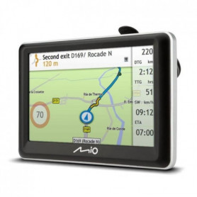 MIO SPIRIT 7700 GPS auto Europe