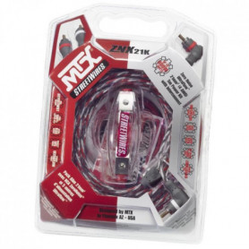 MTX Pack Alimentation 21 mm2 avec RCA StreetWires