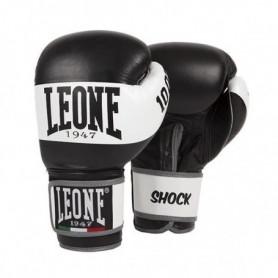 LEONE Gants de boxe Shock - Homme - Noir 10 OZ