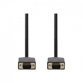NEDIS VGA Cable - VGA Male  -  VGA Male - 2.0 m - Anthracite