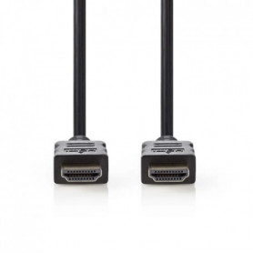 NEDIS High Speed HDMI(TM) Cable with Ethernet - HDMI(TM) Connector 129143