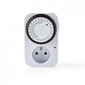 NEDIS Timer Analogique - 3 500 W