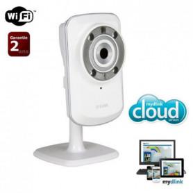 D-Link Caméra sans fil DCS932L voyants infrarouges