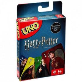UNO Harry Potter - FNC42 - Jeu de Société - 7 ans et +