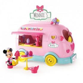 IMC TOYS Camion gourmand avec fonction IMT Minnie