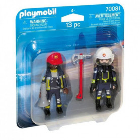 PLAYMOBIL 70081 - Pompiers secouristes
