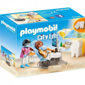 PLAYMOBIL 70198 - Dentiste