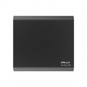 PNY Disque Dur SSD Portable Pro Elite - Externe - 250 Go - USB 3.1
