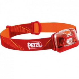 PETZL Lampe Frontale TIKKINA rouge