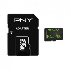 PNY Performance Carte Mémoire Micro SDXC 64 Go